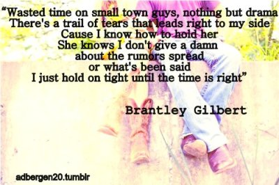 Country song lyrics about a girl photo 2