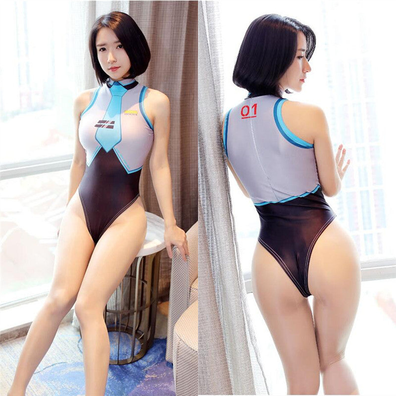Sexy cosplay one piece