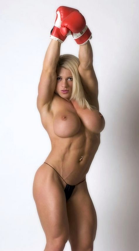 Naked female bodybuilder melissa dettwiller hot girls photo 1