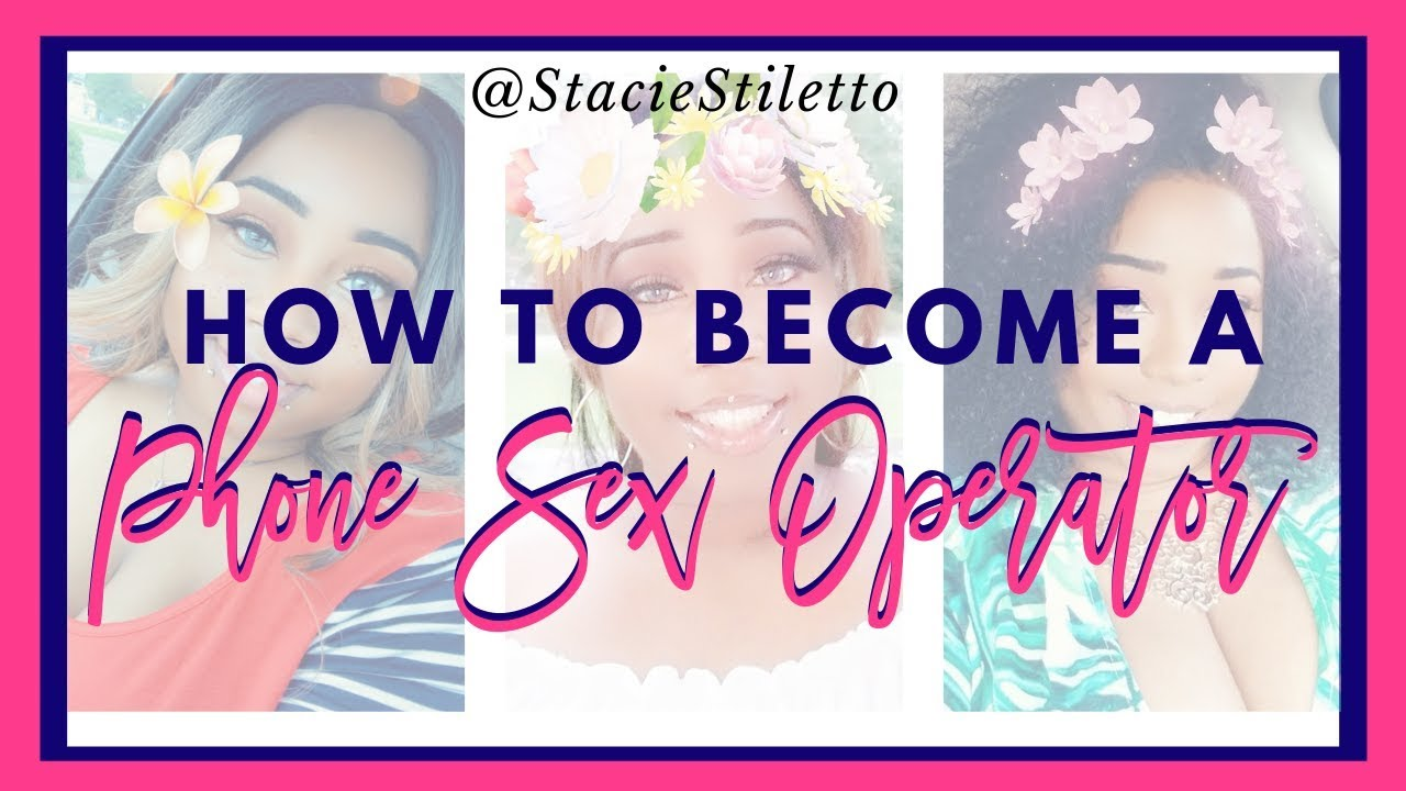 How to become a sex operator
