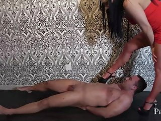 Alexis rain and miles striker human doormat trampling photo 2