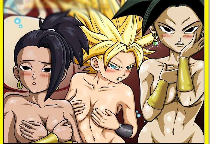 Foto gratis dragon ball xxx photo 2
