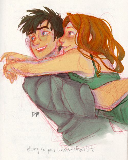 Ginny and harry and ginny pinterest harry potter