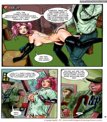 Western erotic comics photo 4