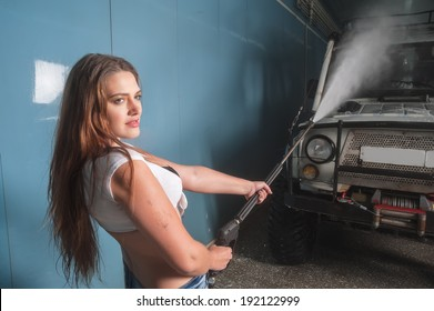 Underground ped sexy girl and car photos photo 2