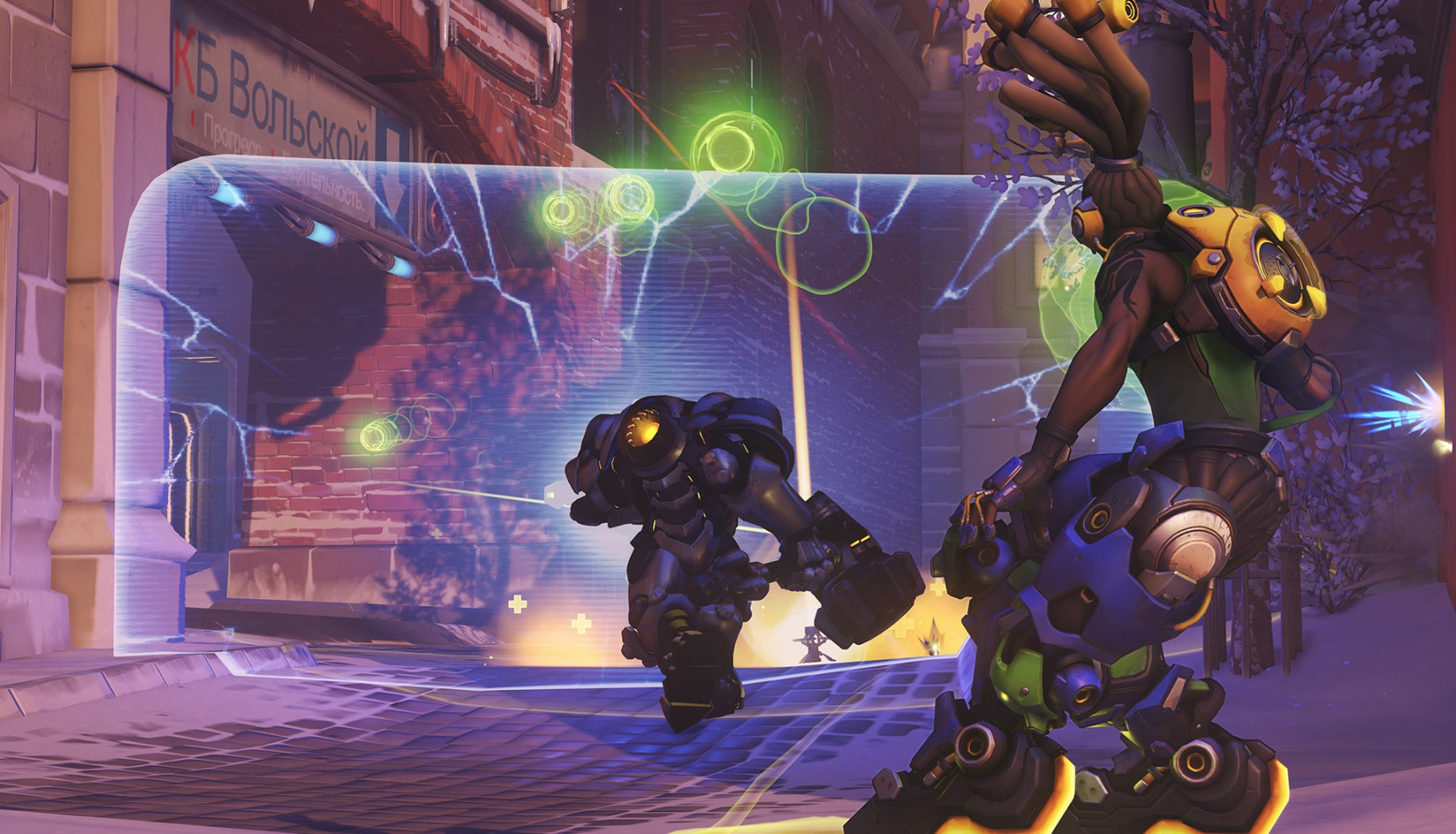 Rule va riding lúcio as widowmaker watches photo 1