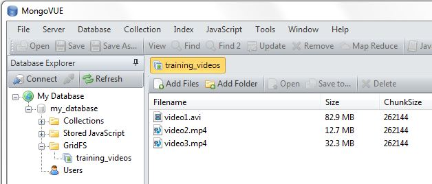 Training jav database part