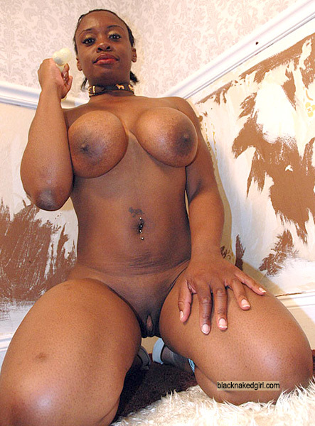 Big black nude girls photo 2