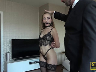 Xxx Amateur tattoo guy fucks his shaved pregnant wife anal pussy tmb