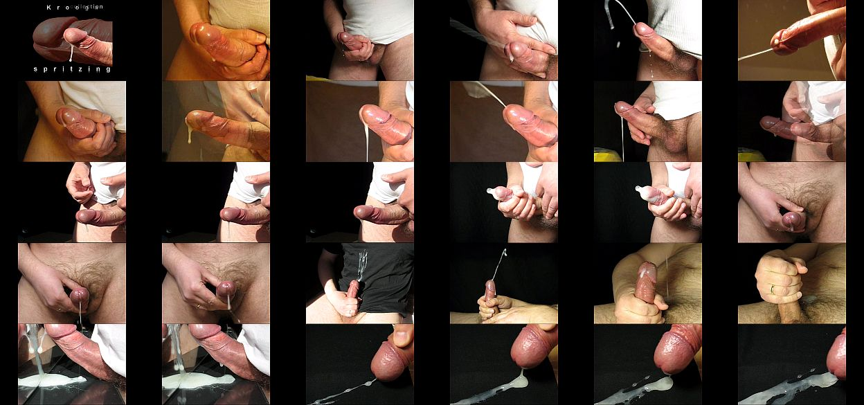 Collection of cumshots with gallons of cum photo 2