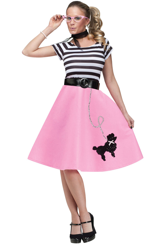 Cutie in poodle skirt photo 2