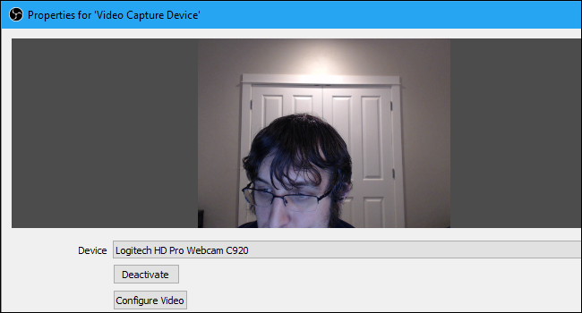 How to connect webcam to obs photo 4