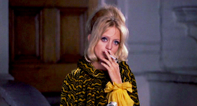 Goldie hawn nude theres a girl in my soup