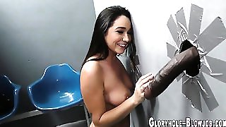 Cougar first time anal