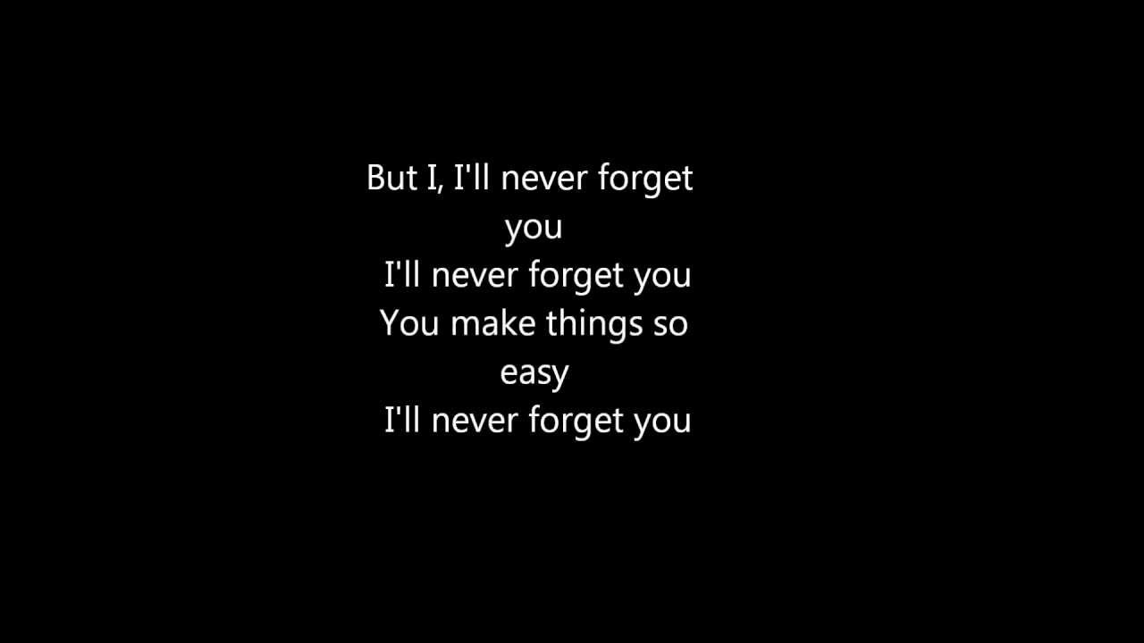 I can t forget you quotes photo 1
