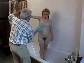 Pornstar bridgette gets cream pied XXX
